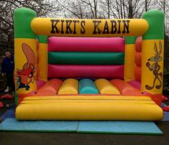 Kikis Kabin Adult Castle