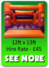 Bouncy castle hire South Shields