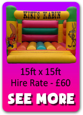 Bouncy castle hire Tyneside